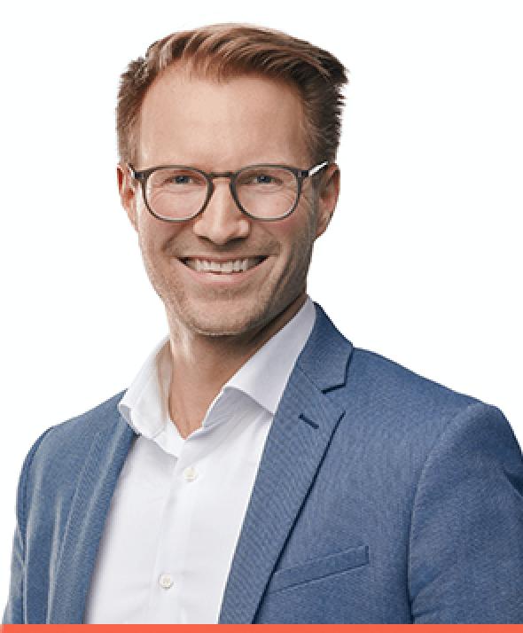 Sebastian Herrmann, CEO