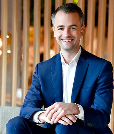 Stefan Tschemernjak, CEO