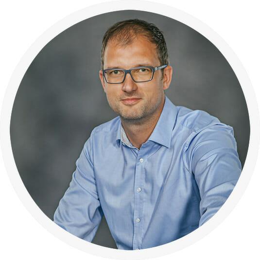 Marcel Konrad, CEO