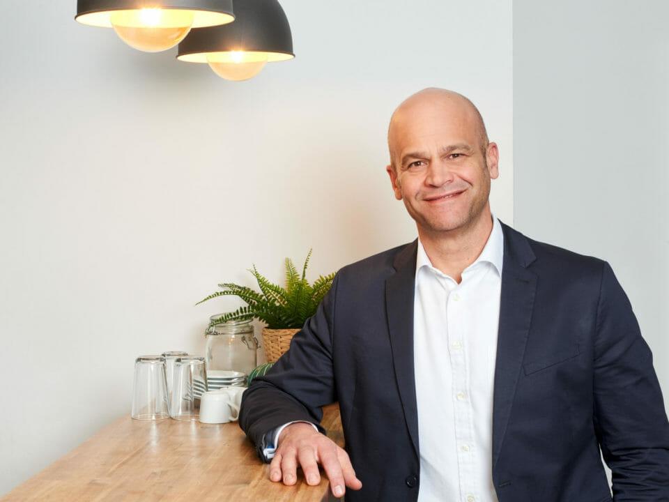 Hubert Domscheit, CEO